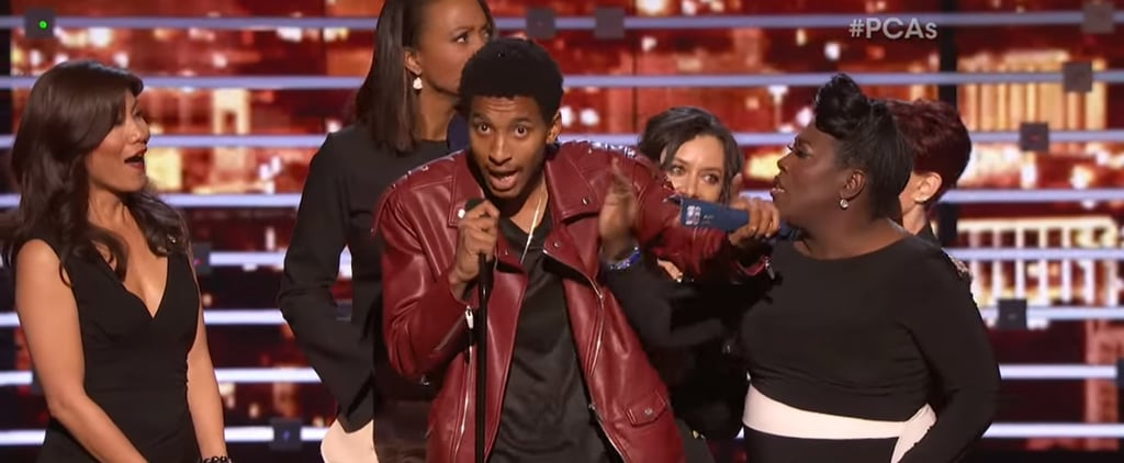 A Brief Account of That Random Man Who Promoted Kevin Gates's Album at the PCAs