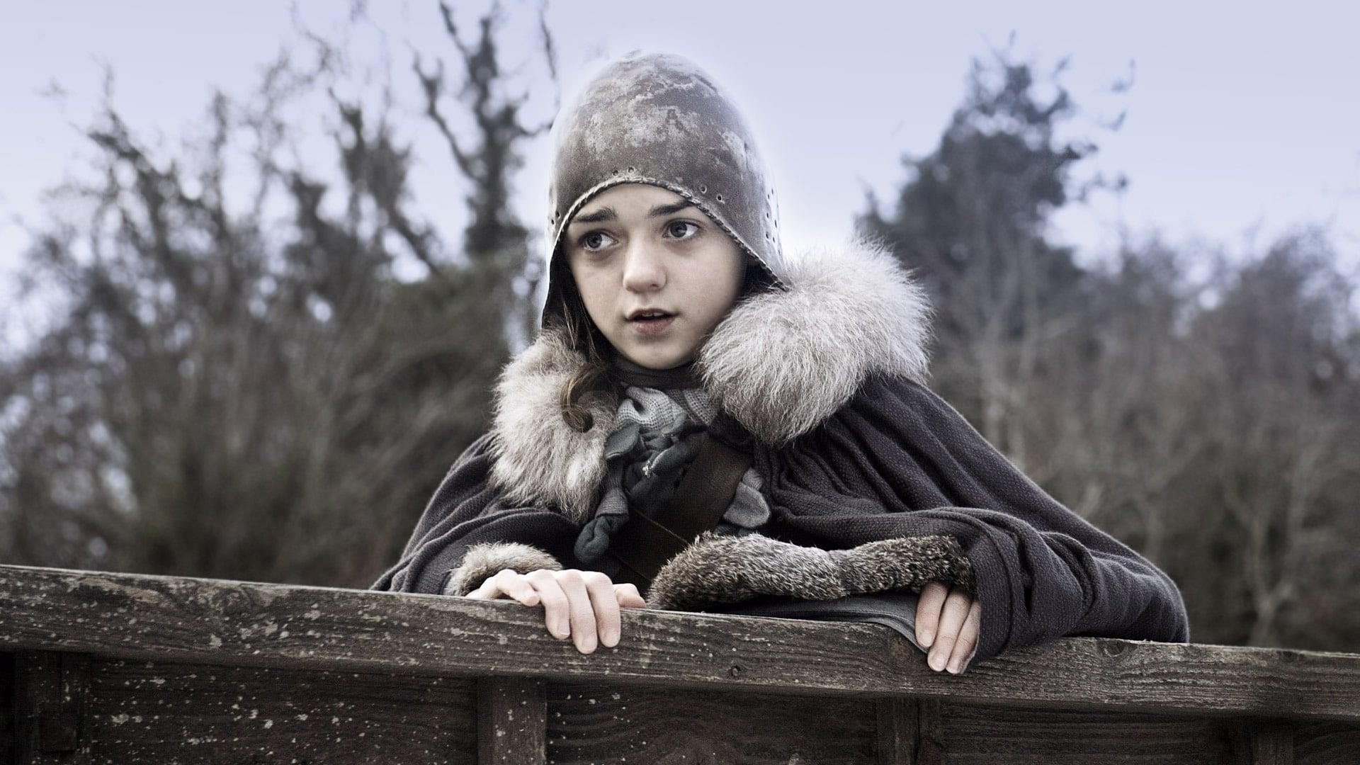 Arya Stark, Season One