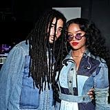 Skip Marley and H.E.R. at the 2020 NAACP Image Awards