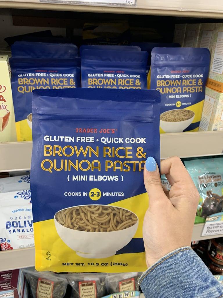 Trader Joe's Brown Rice and Quinoa Pasta ($3)