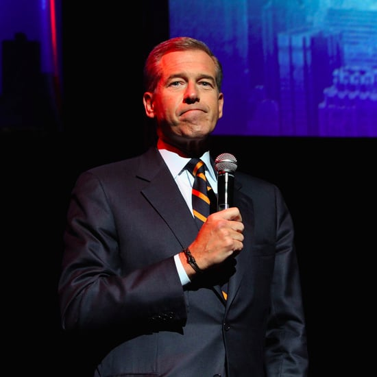 Brian Williams Calls Missiles Beautiful