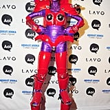 2010 - Glitter Robot