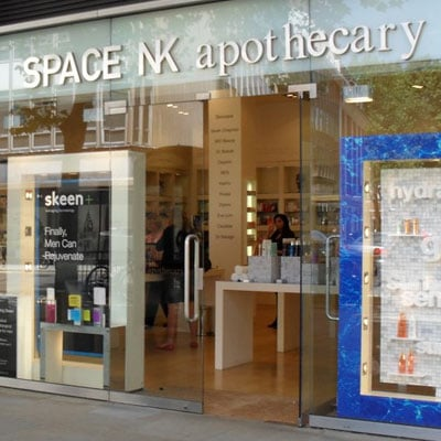 Space NK Gets a West Coast Location