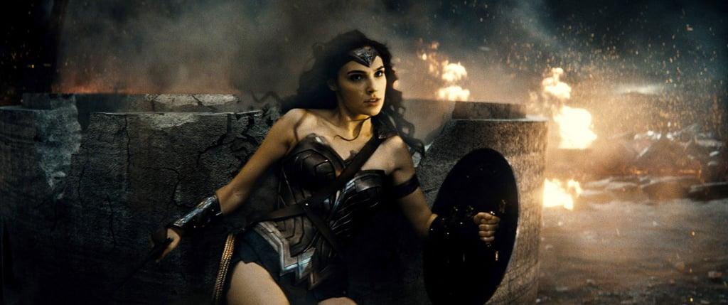 Wonder Woman From Batman v Superman