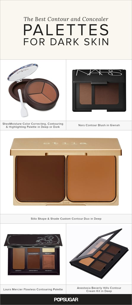 Contour Products For Dark Skin | POPSUGAR Beauty