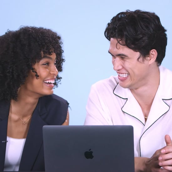 Yara Shahidi and Charles Melton Video Interview
