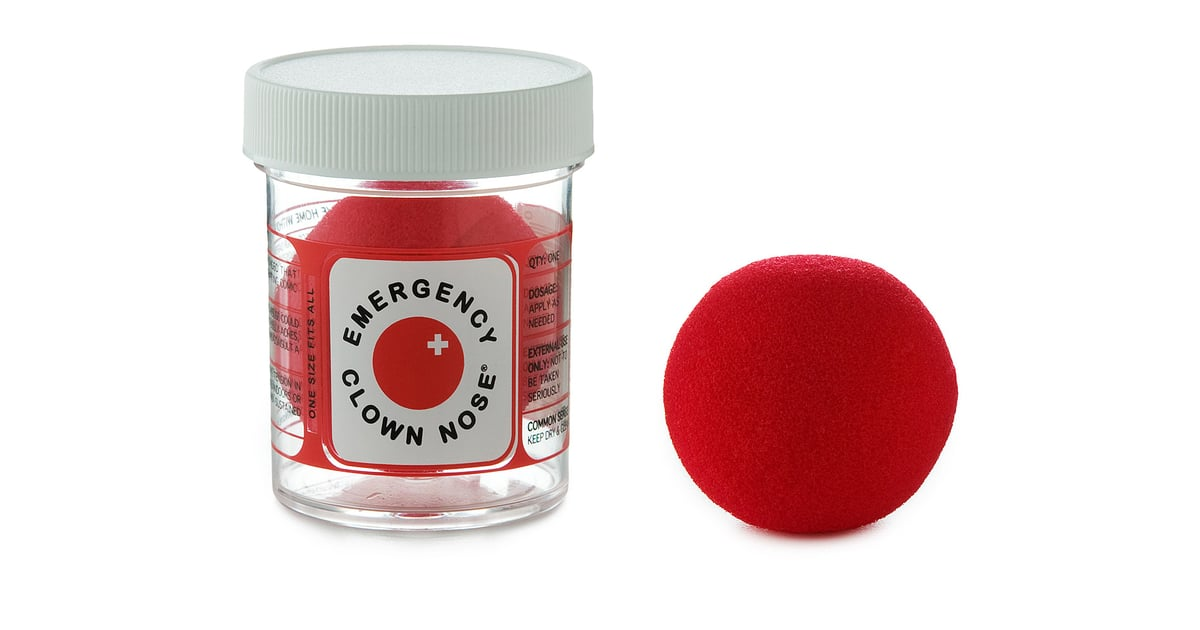 Emergency Clown Nose   Cheap White Elephant Gifts