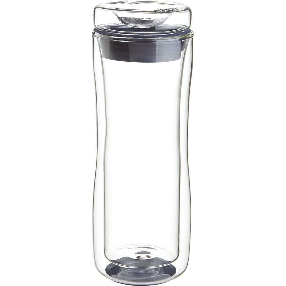 Double Wall Glass Commuter Cup ($20)