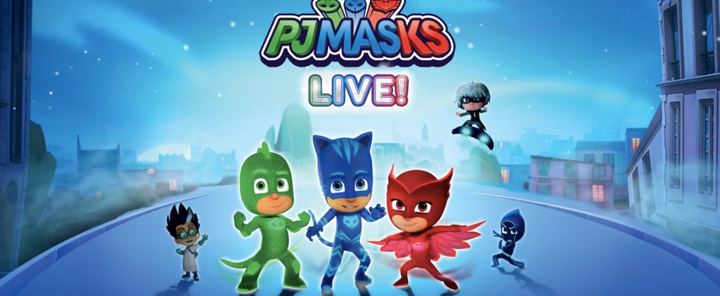 PJ Mask Saves the Day Live Tour