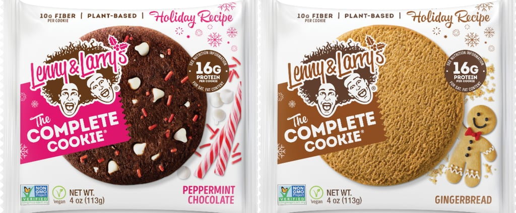 Lenny and Larry's New Protein Holiday Cookies 2020