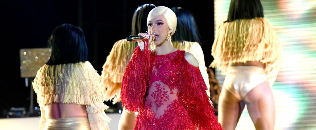 Cardi B's Post About Government Shutdown Turns Into a Song