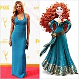 Laverne Cox as Merida