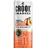 Crook & Marker Spiked & Sparkling Drink: Peach