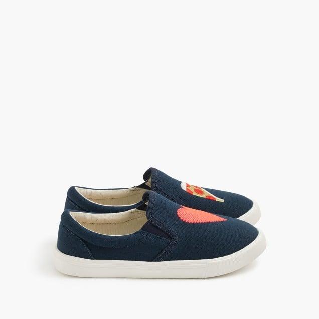 J.Crew Slide Sneakers