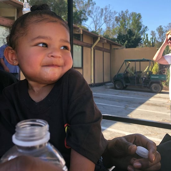 Kylie Jenner Photos of Stormi and Travis Scott July 2019