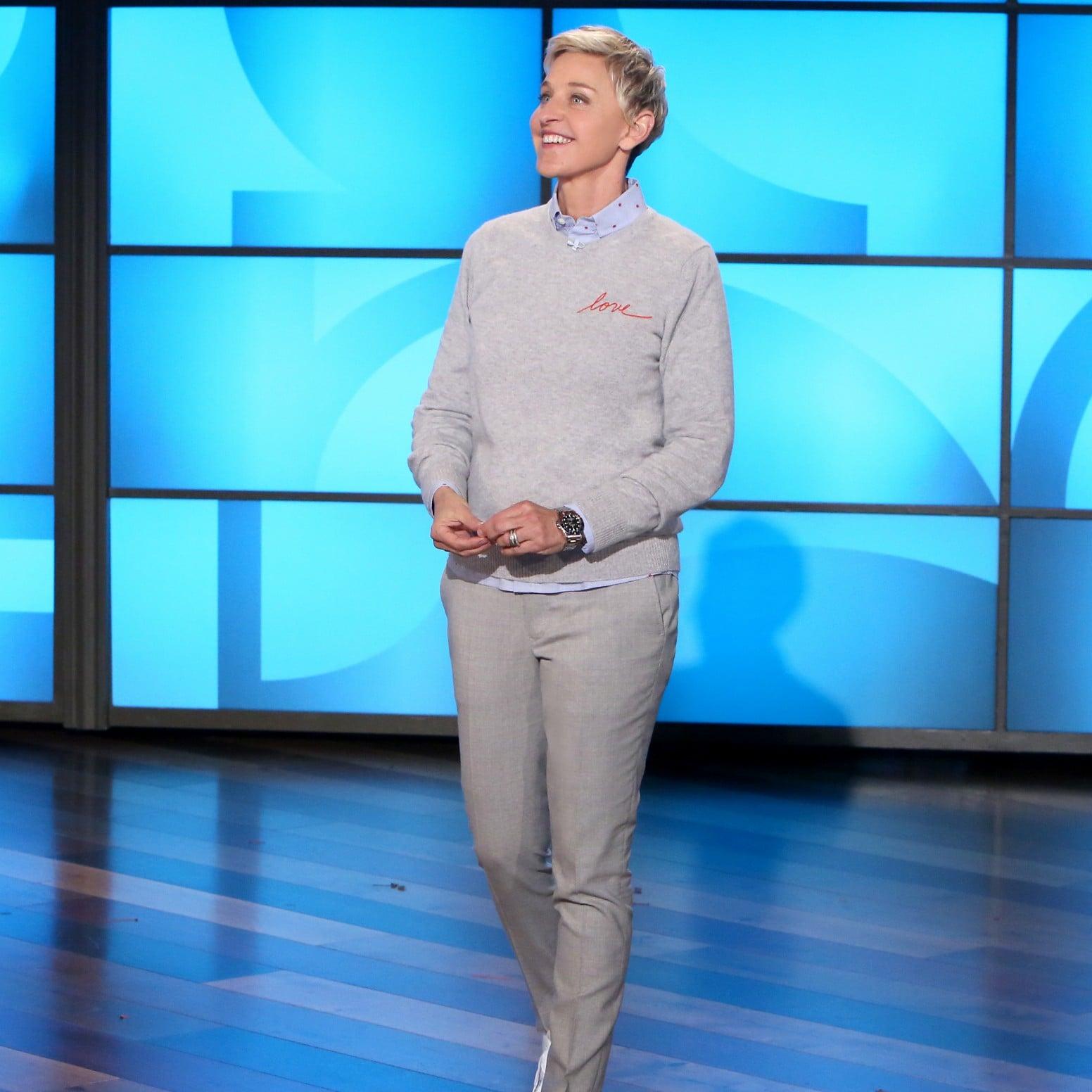 Ellen DeGeneres\'s Speech After the Election 2016 | POPSUGAR Celebrity UK