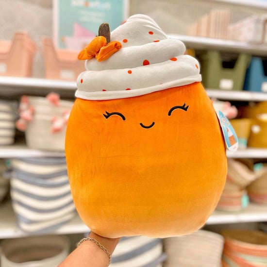 Target Is Selling a Pumpkin Spice Latte Squishmallow | 2021