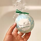 The bath bomb wrapping is subtle, so even non-GOT fans will enjoy it!