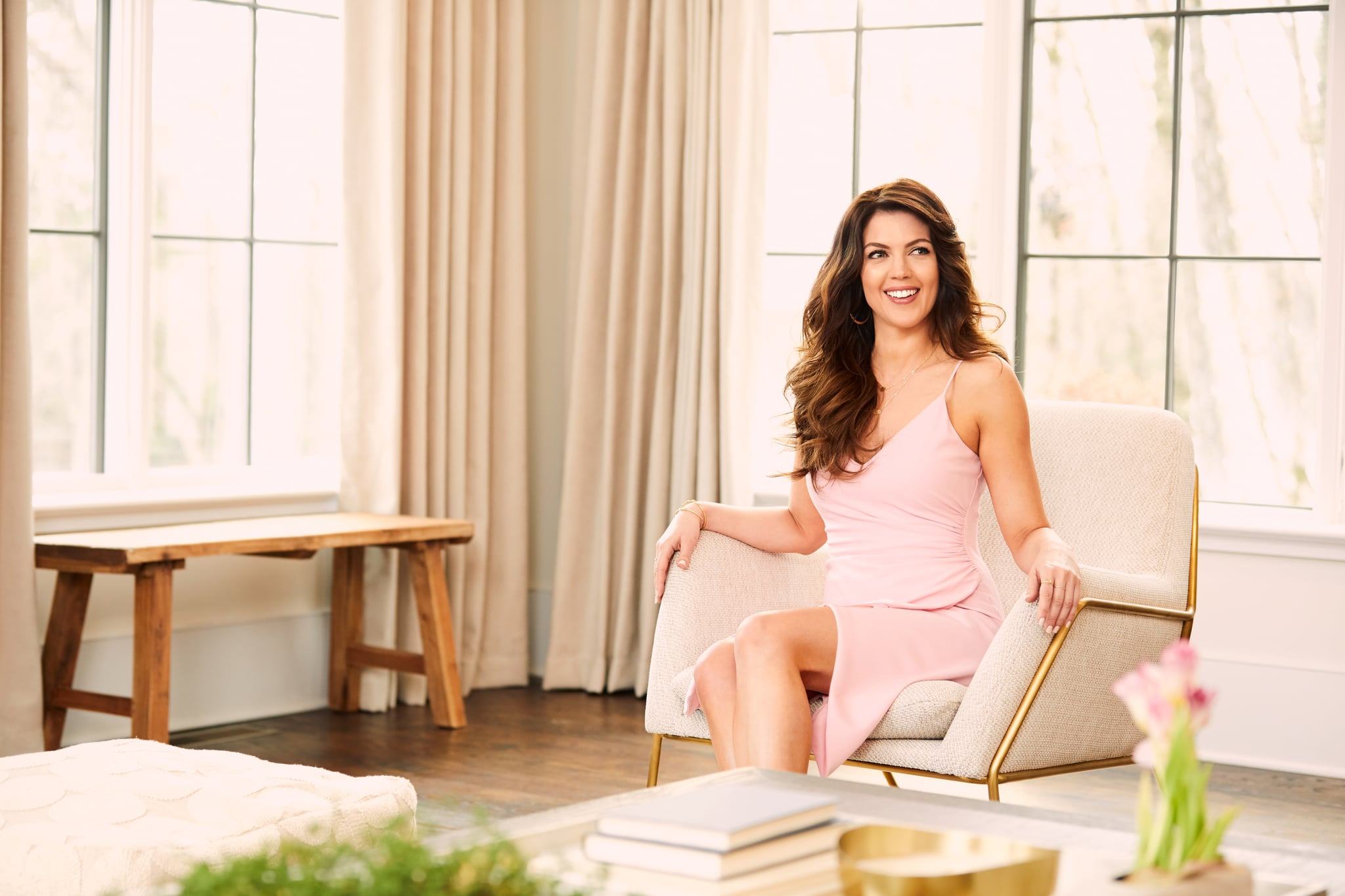 Labour OF LOVE: Kristy Katzmann in Labour OF LOVE, premiering Thursday, May 21 (9:00-10:00 PM ET/PT) on FOX.  2020 FOX MEDIA LLC. Cr: Justin Stephens