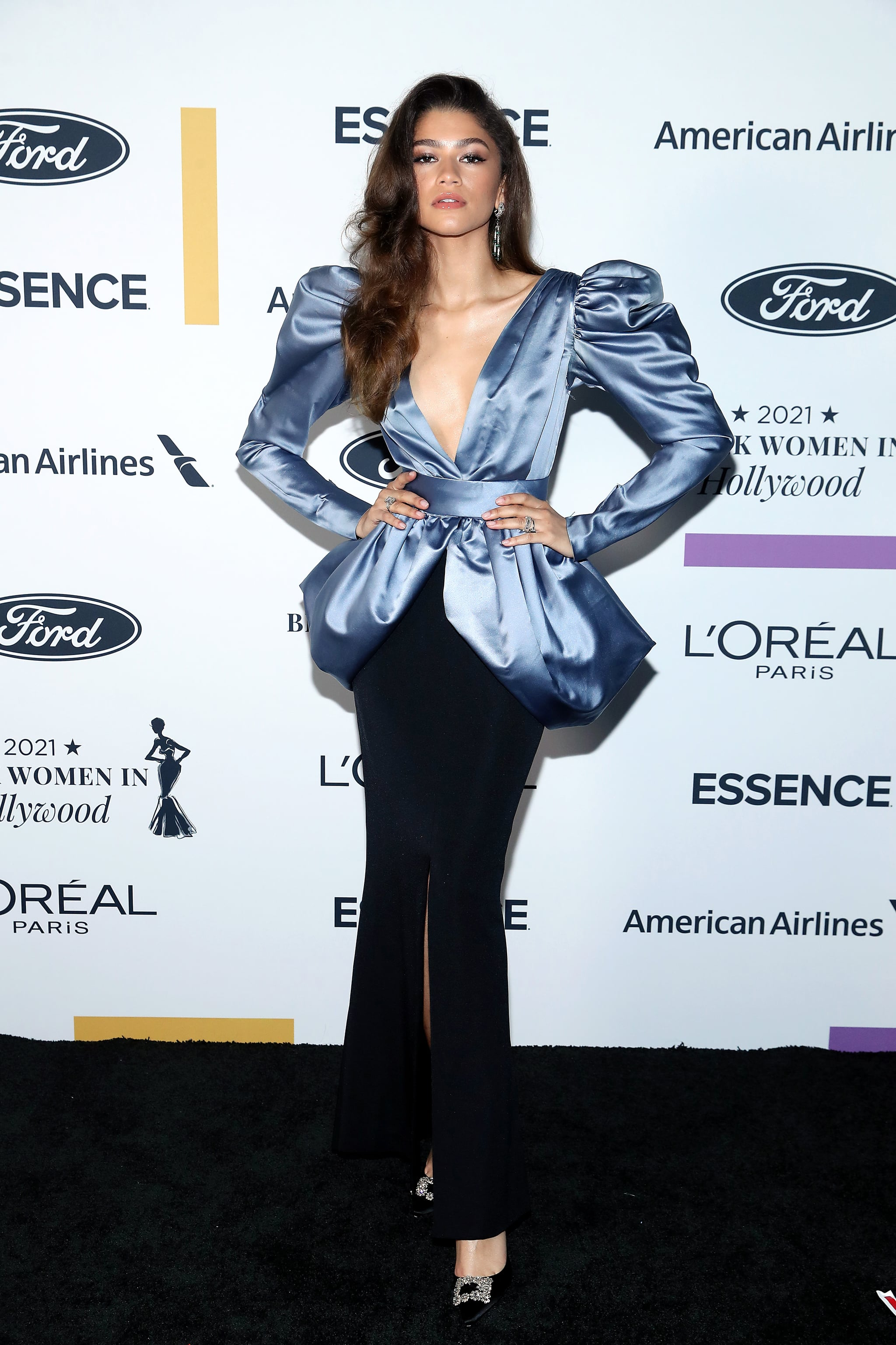 Zendaya's Outfit at Essence Black Women in Hollywood Awards | POPSUGAR Fashion