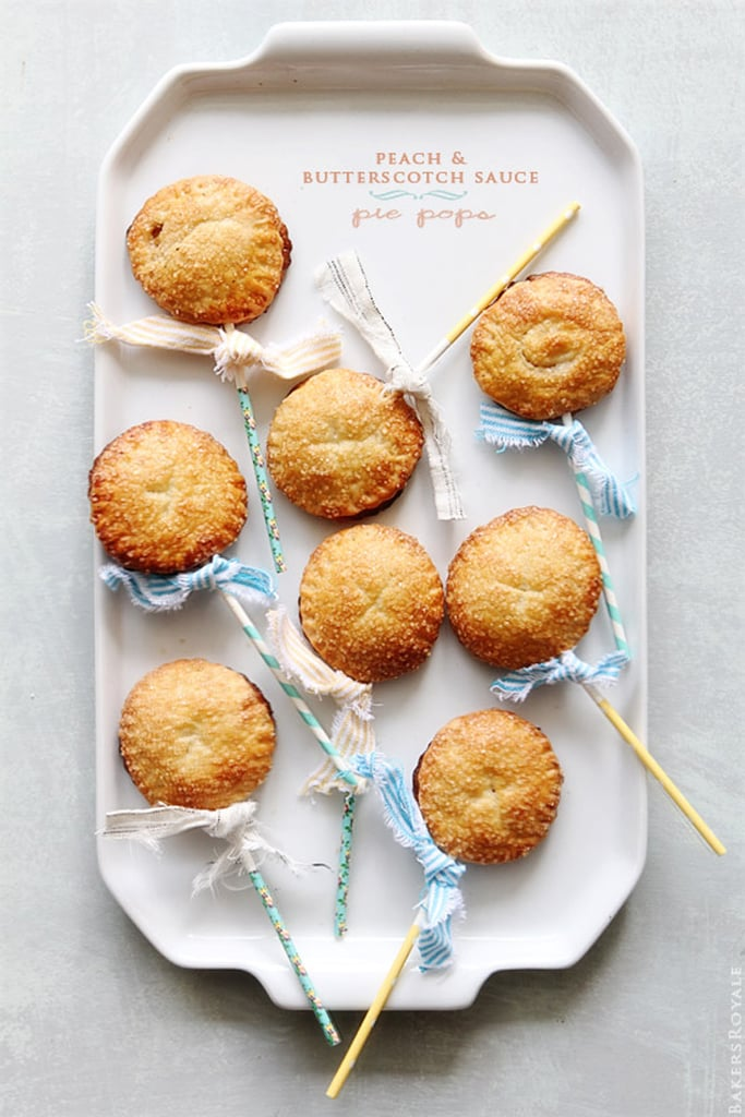 Go Party Ready With Pie Pops