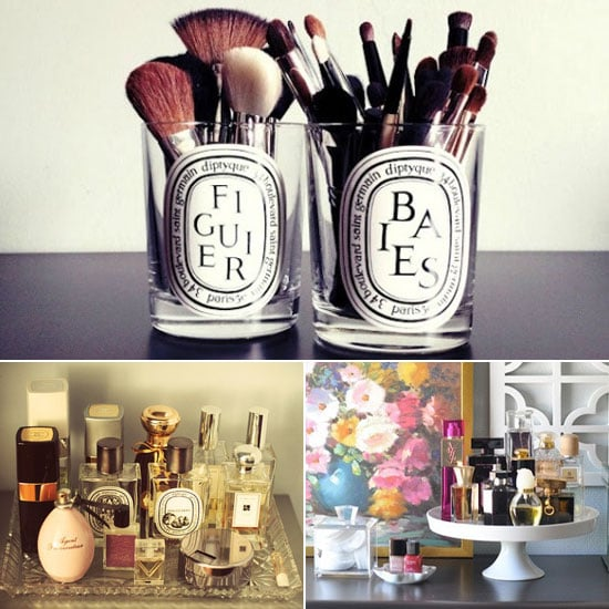 Inspiring Makeup Storage Ideas on Pinterest & Inspiring Makeup Storage Ideas on Pinterest | POPSUGAR Beauty Australia