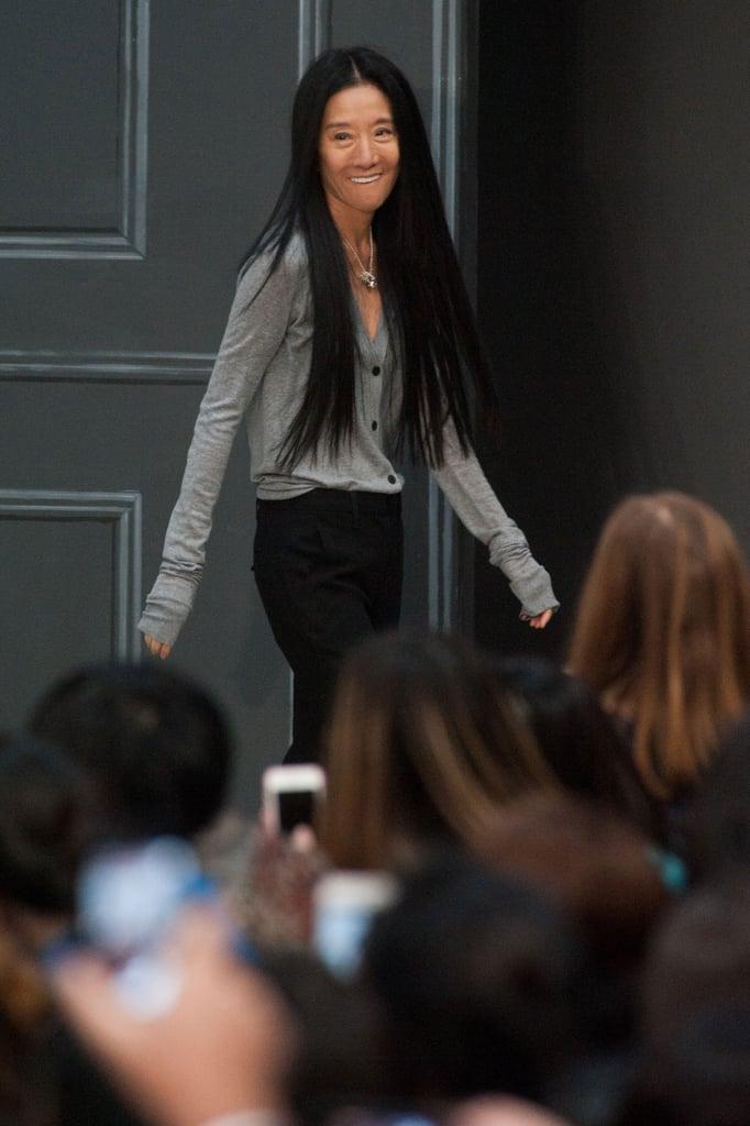 Vera Wang Fall 2014