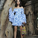 All Things Mochi Kanoa Dress Blue