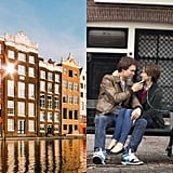 Amsterdam, the Netherlands — The Fault in Our Stars