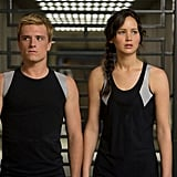 Katniss and Peeta From The Hunger Games