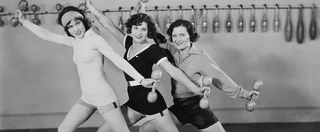 Fitness Fashion Over the Decades