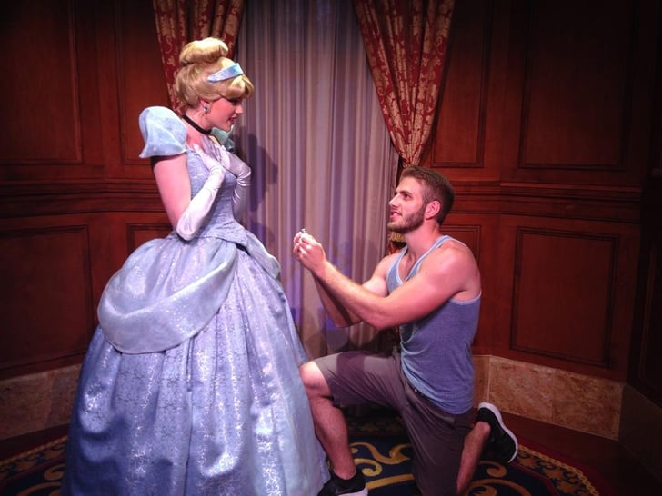 This Disney Prince Hopeful Proposed to Every Disney Princess