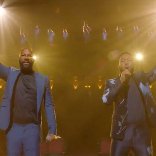 "John Legend and Common Singing ""Glory"" at the 2020 DNC"