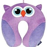 Snuggie Critter Travel Owl Pillow