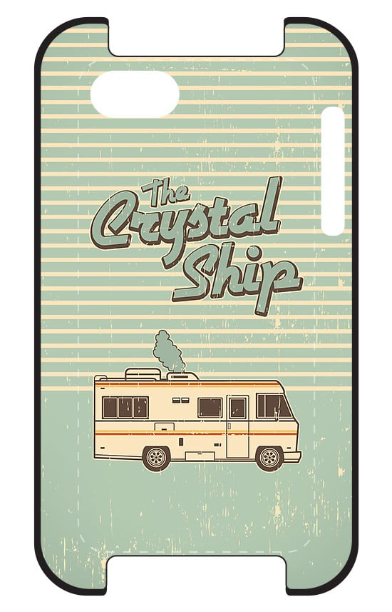 Crystal Ship iPhone Case ($37)