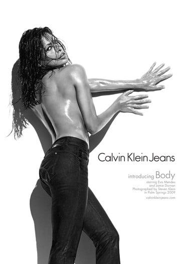 Eva Hotness for Calvin Klein Fall '09