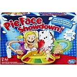 For 7-Year-Olds: Hasbro Pie Face Showdown Game