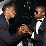 Pictures of Jay Z, Kanye