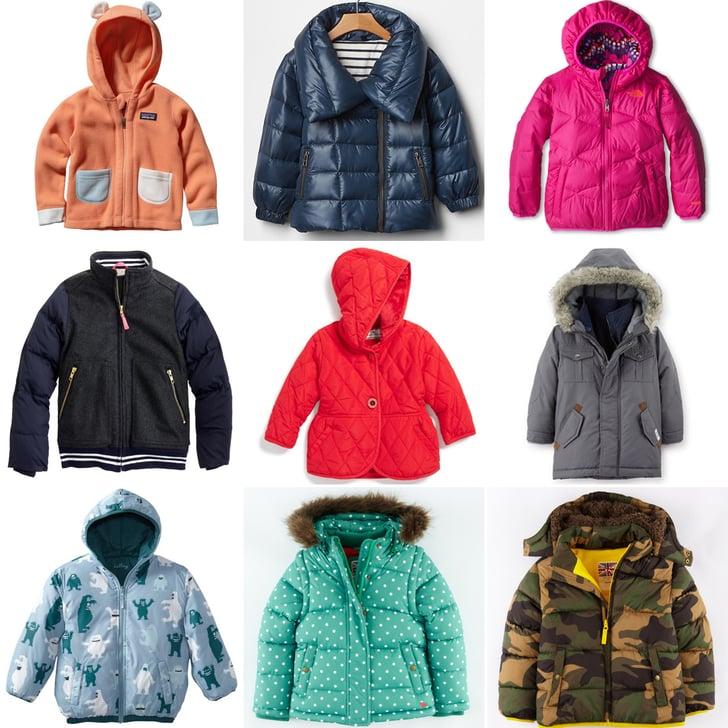 Widgeon Little Boys Toggle Fleece Coat with Detachable Hood
