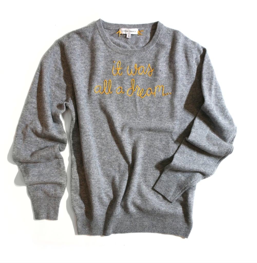 Lingua Franca Sweater