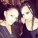 Zoe Kravitz Looks Like Her Mom, Lisa Bonet | Pictures