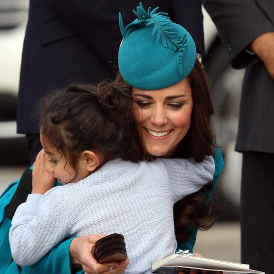 Pictures of Kate Middleton With Kids