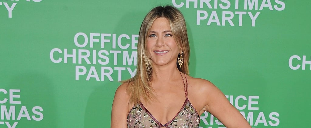 Jennifer Aniston Just Re-Wore Her Favourite '90s Dress on the Red Carpet
