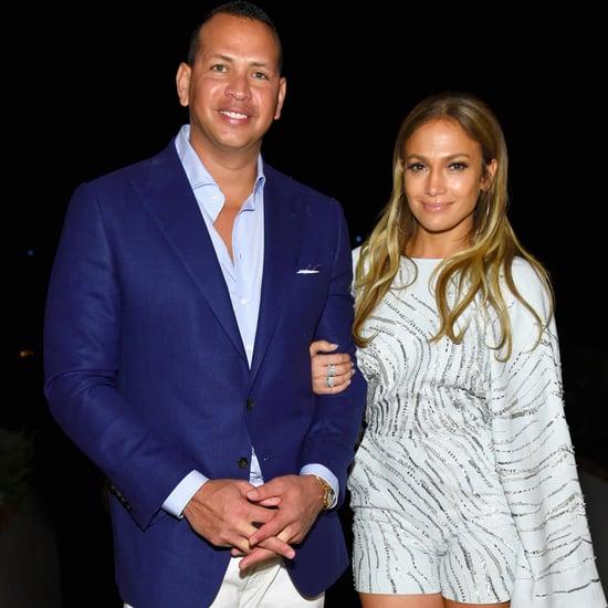 Jennifer Lopez Zuhair Murad Romper August 2017