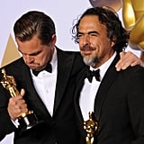"""""""Is This Actually Real?"""" He Wondered While Posing With Alejandro González Ińárritu"""