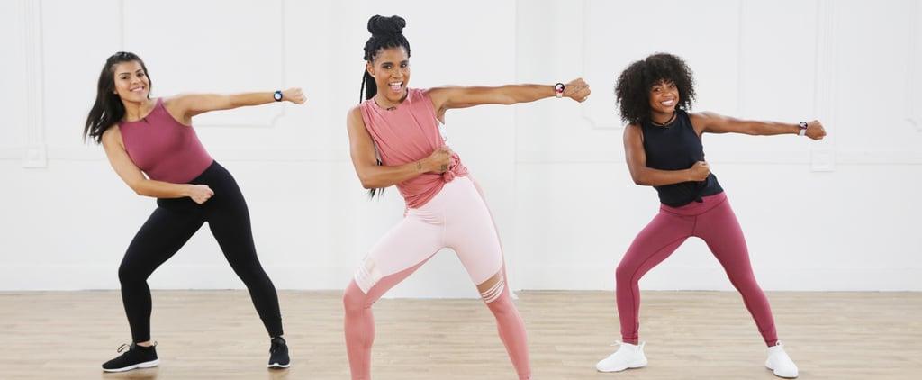 30-Minute Calorie-Burning Cardio-Dance Workout