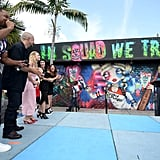 Suicide Squad Block Party in Miami Pictures