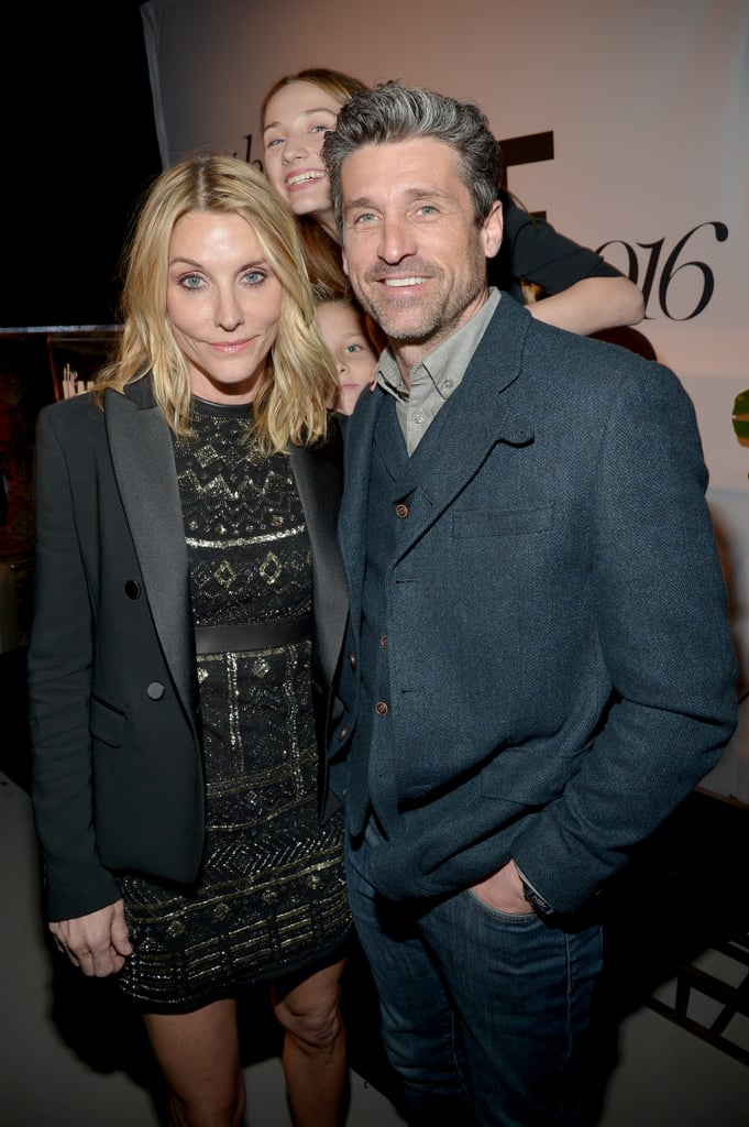 Patrick and Jillian Dempsey List Their LA House