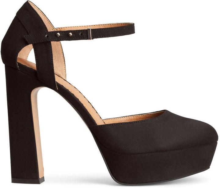 H&M Platform Sandals ($35)