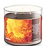 Leaves candle ($23)